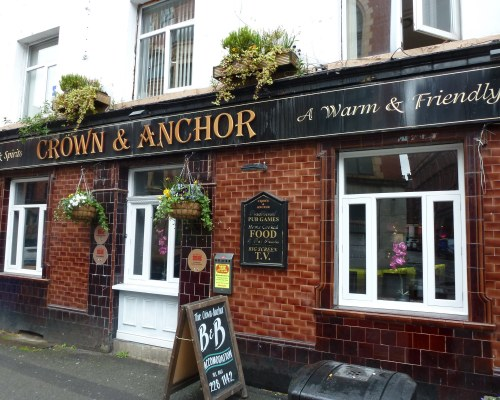 The Crown & Anchor photo