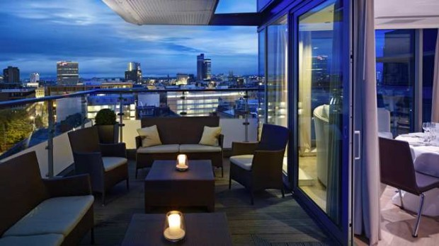 SkyLounge at Doubletree - Private Hire Venue photo