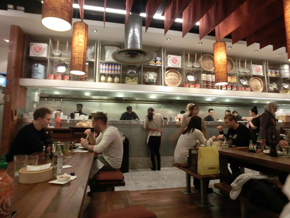 Tampopo Deansgate Manchester Bar Reviews Designmynight