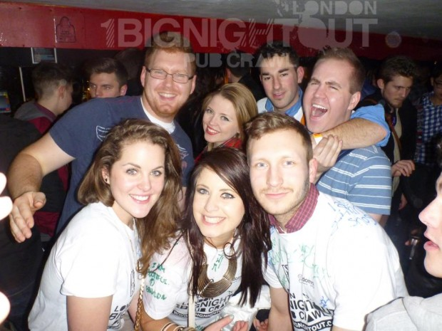 1 Big Night Out Pub Crawl (Central) photo