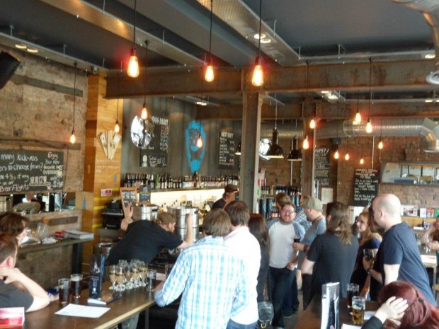 BrewDog Glasgow photo