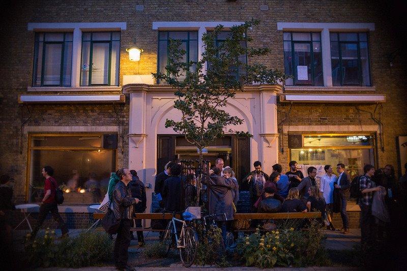 Dalston Cafe Bars