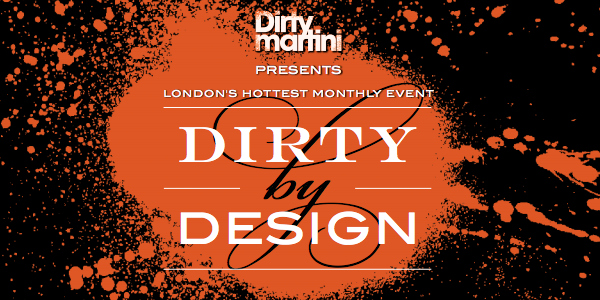 Dirty Martini Covent Garden Hanover Square London Dirty By Design