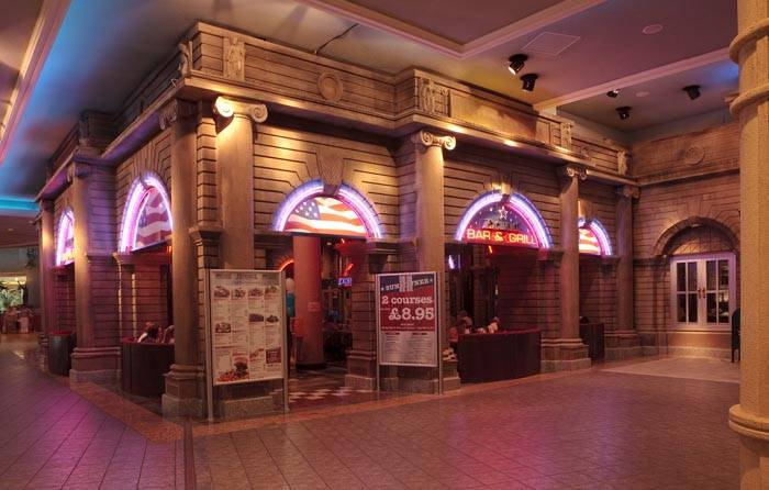 Exchange Bar And Grill Trafford Centre Manchester Bar