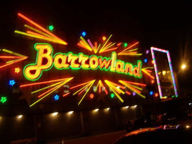 The Barrowland Ballroom photo