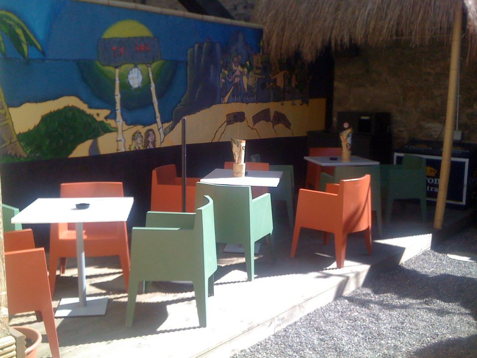 The Tiki Bar and Kitsch Inn