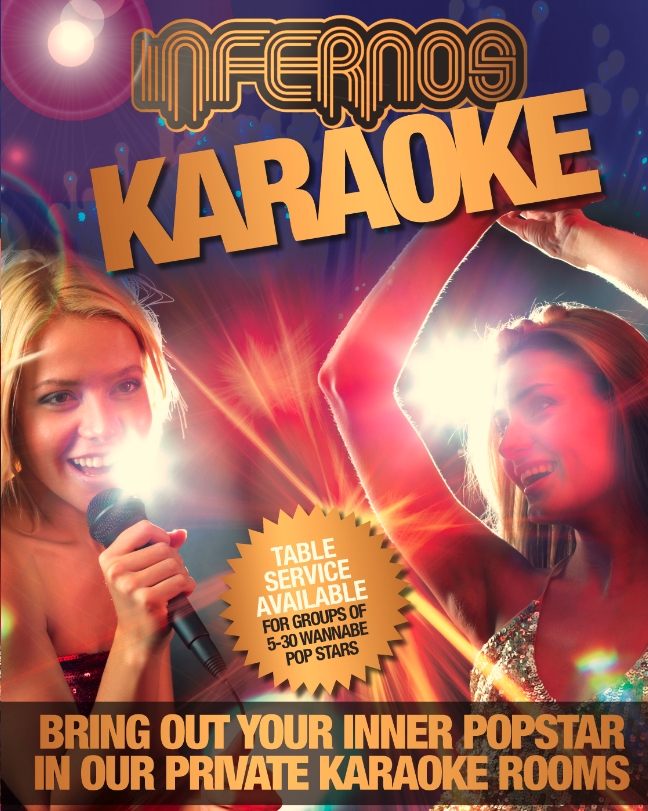 Popstars....Private Karaoke Room Friday's