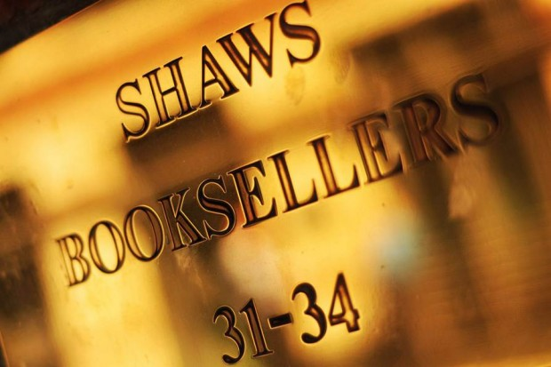Shaws Booksellers photo