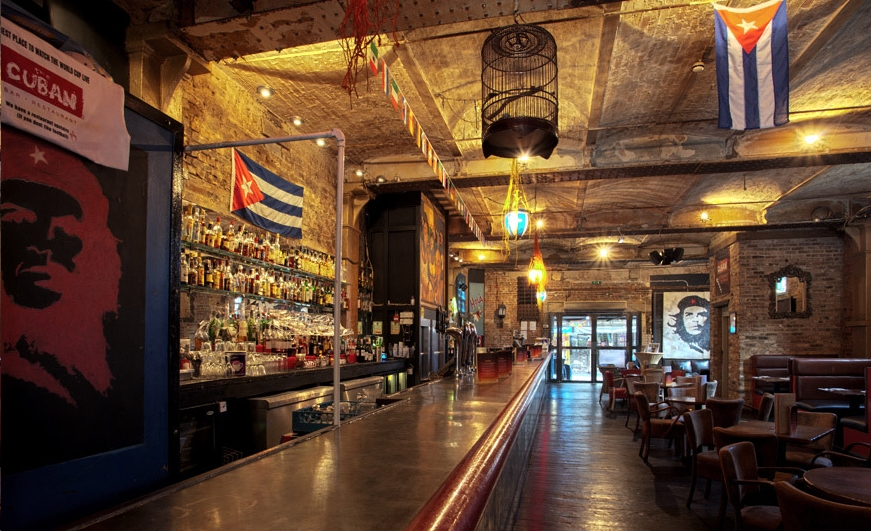 The cuban bar camden london bar reviews designmynight for The camden