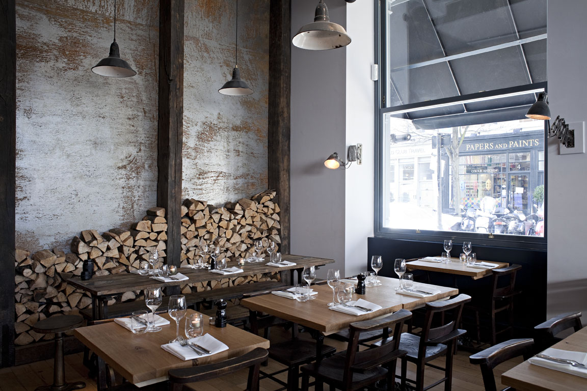 Goat dine fulham london bar reviews designmynight