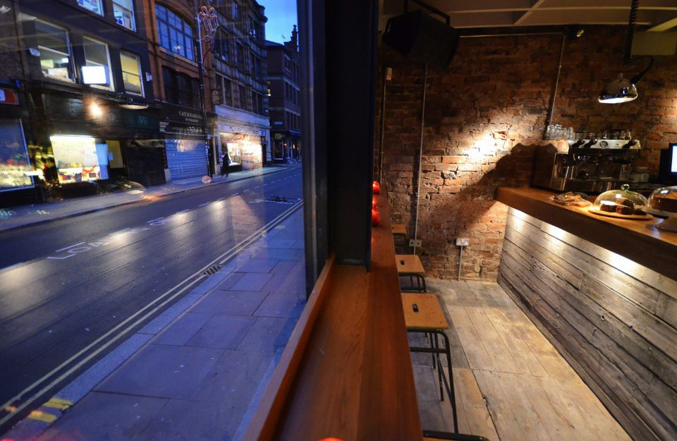 Terrace nq northern quarter manchester bar reviews for Terrace northern quarter