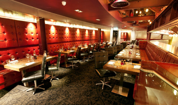 The Vic Bar And Kitchen Menu