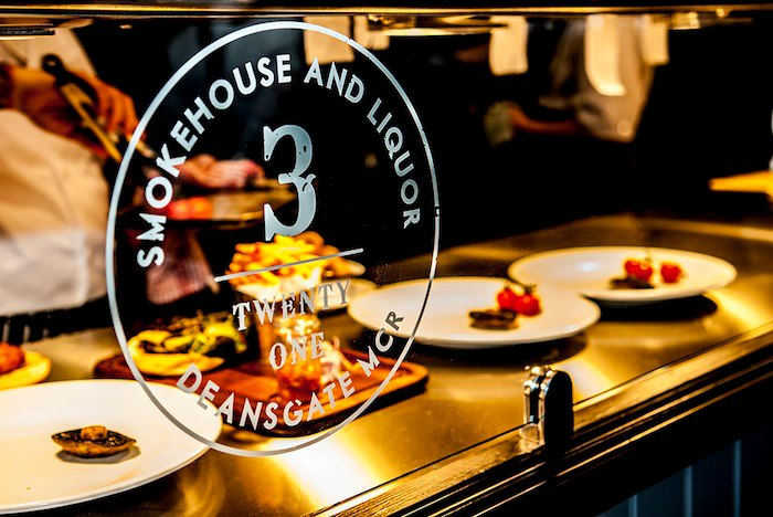 3TwentyOne Smokehouse & Liquor New Deansgate Smokehouse & Liquor Opens