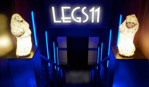 Legs 11 Gentlemans Club Broad Street photo