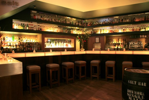 Salt whisky bar dining room marble arch london bar for W austin in room dining menu