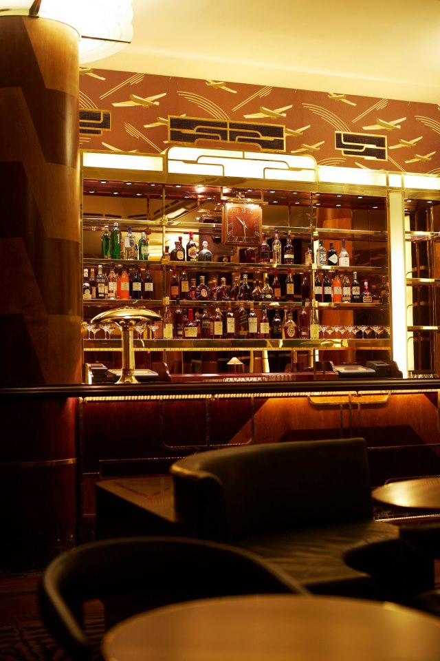 Bar Américain Oxford Circus | London Bar Reviews | DesignMyNight