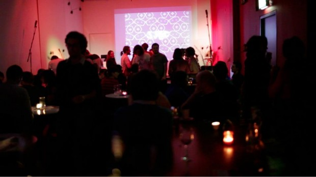 Nerd Nite and Science Showoff do Speed Dating