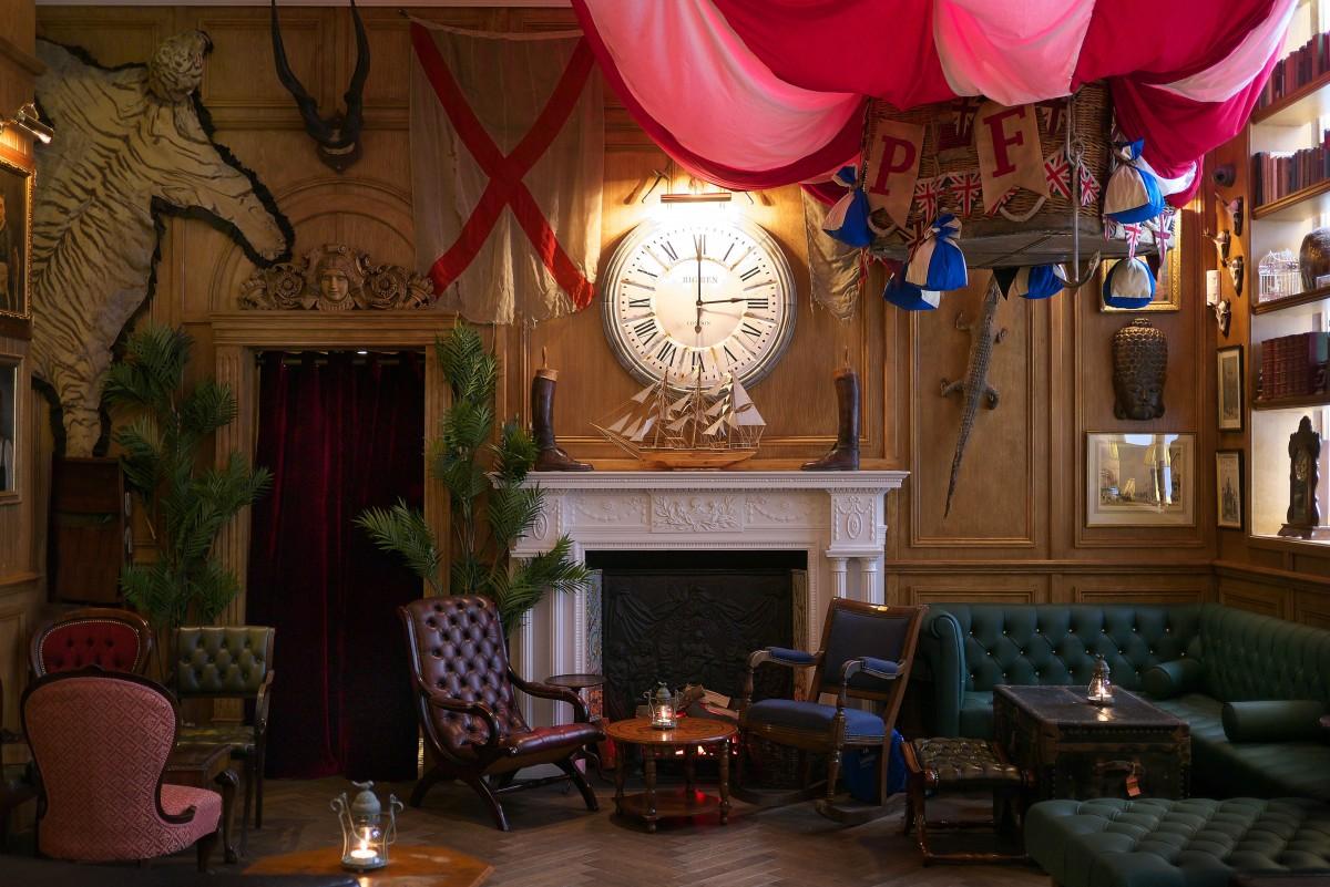 Mr Foggs Bar Mayfair London Reviews DesignMyNight