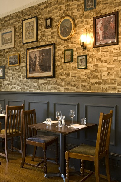 Pub Restaurants With Play Areas