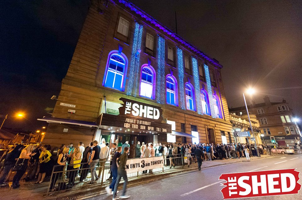 Image result for the shed glasgow