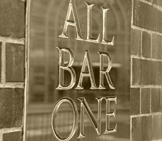 All Bar One Glasgow photo
