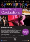 Grosvenor Casino Salford's 14th Birthday Celebrations