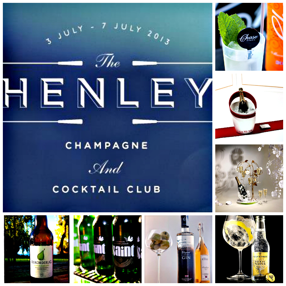 The Henley Champagne and Cocktail Club