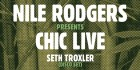 RBMA w/ Nile Rodgers & Chic, Seth Troxler & more