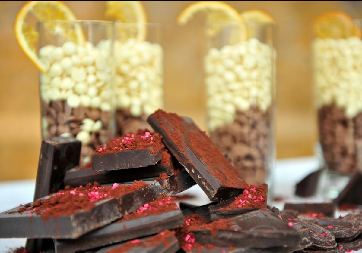 Chocolate and Wine Tasting - September