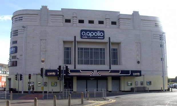 The Manchester Apollo photo