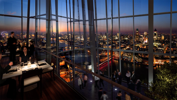 Aqua At The Shard photo
