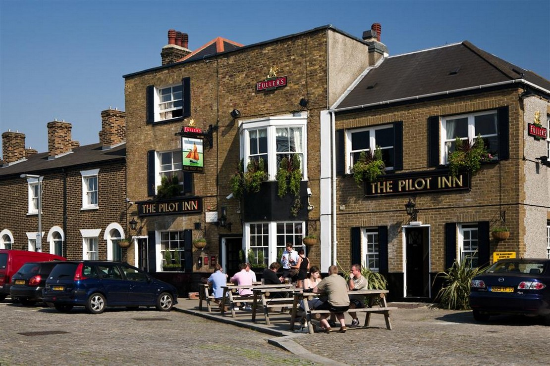 Pubs And Restaurants In Greenwich