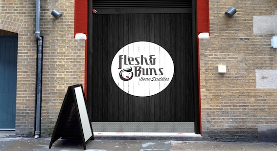 Flesh & Buns Fill Your Buns in Covent Garden