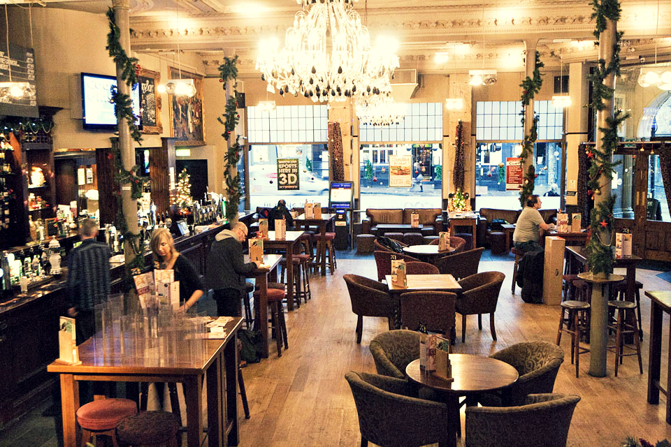 Coopers West End Glasgow Bar Reviews Designmynight