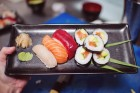 Sushi and Sake Masterclass