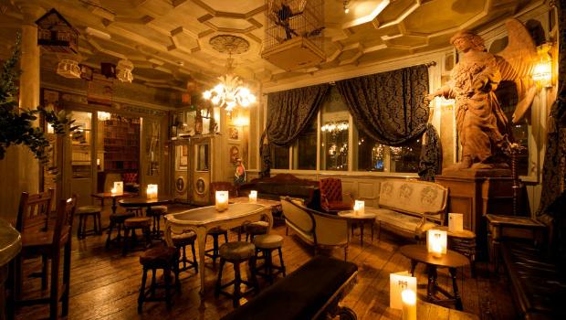 Paradise by way of Kenal rise gastro pub club 1