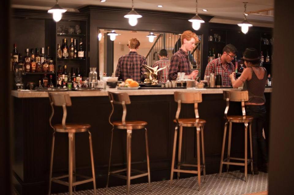 The Lockhart Marble Arch London Bar Reviews Designmynight