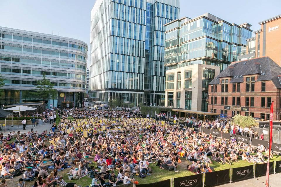 The Lawns Spinningfields Manchester Bar Reviews