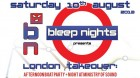 Bleep Nights London Takeover