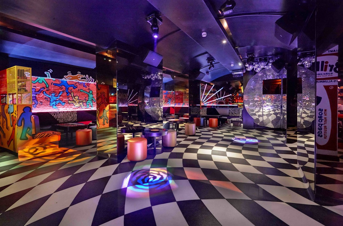 Disco London New Soho Club Kingly Court Designmynight