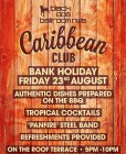 Caribbean Club on the Terrace