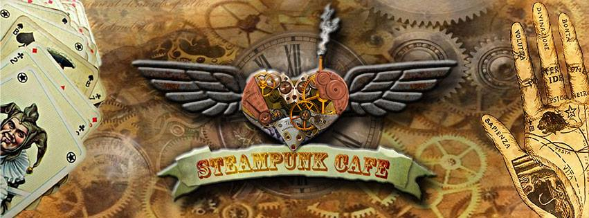 Steampunk Cafe Quirky new vintage themed bar in Glasgow City Centre