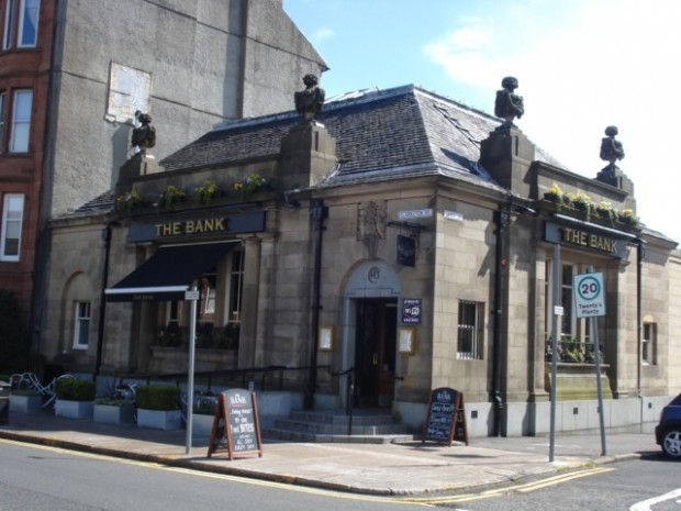 The Bank photo