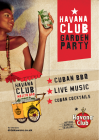 Havana Rum Mojito Garden Party