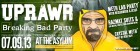 Uprawr Breaking Bad Party