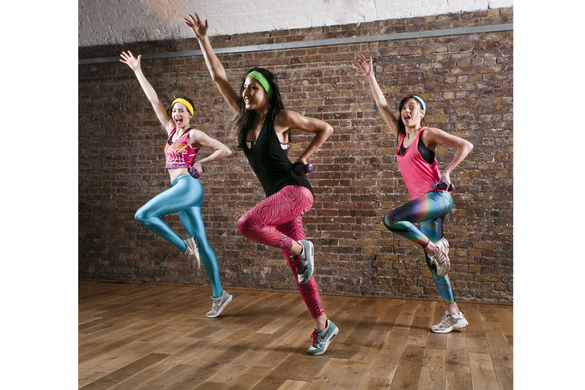 80s Aerobics With Frame Shoreditch London Reviews