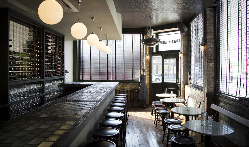Sager & Wilde Wine Bar Pop-Up Becomes Permanent in Hackney