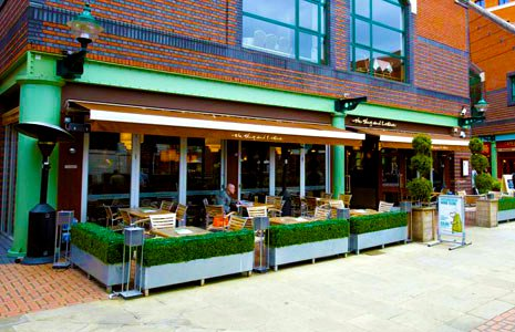 The Slug and Lettuce Birmingham photo