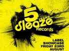 5 Years of Sleaze Records