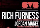 Good Vibrations Glasgow w/ Rich Furness // Jordan Magee and Adam Hetherington